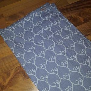Bebe au lait muslin infinity scarf nursing cover
